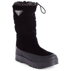 Prada Snow Boots ❤️